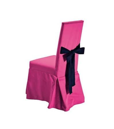 Sedia con copertura interamente sfoderabile per uso for Sedie vestite