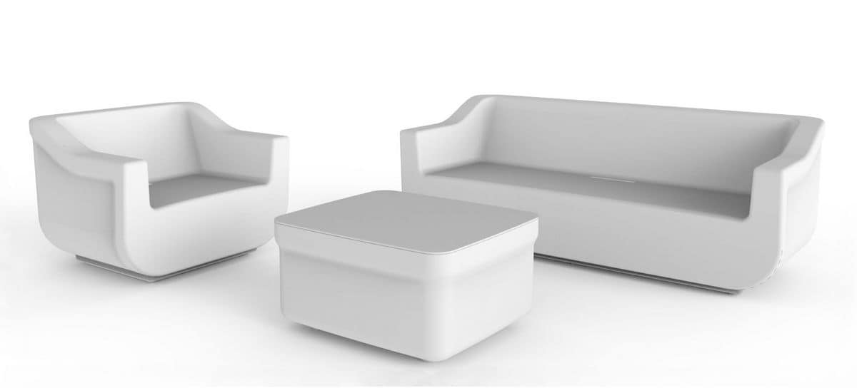 Divano Giardino Plastica ~ Idee per il design della casa
