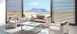 Immagine di Florida lounge, sedute-e-tavolo-combinabili-per-esterno