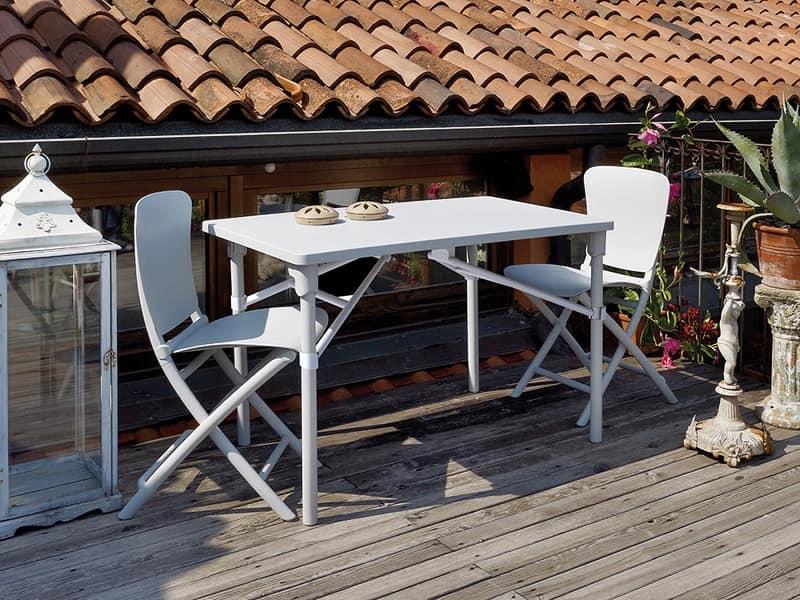 Zic Zac Di Nardi Il Set Da Arredo Per Balcone : Sedute set arredo da giardino idf