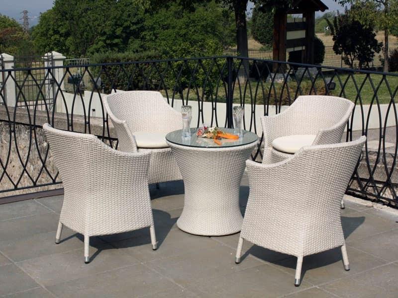 set da giardino arredo outdoor : ... da esterno, set per arredo bar, set per giardino Outdoor - Wings set