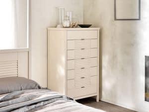 Ciro settimino, Settimino in legno massello, per camere da letto