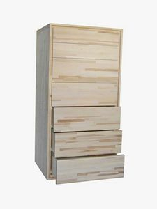 Settimino, Settimino in legno