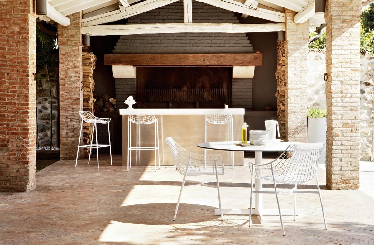 Sgabelli cucina design moderno elegant bianco cucina moderna con
