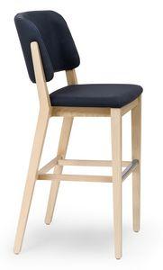Carmen stool, Sgabello moderno per bar e alberghi