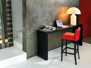 Immagine di JACQUELINE sgabello 8647B, sgabelli legno linea classica