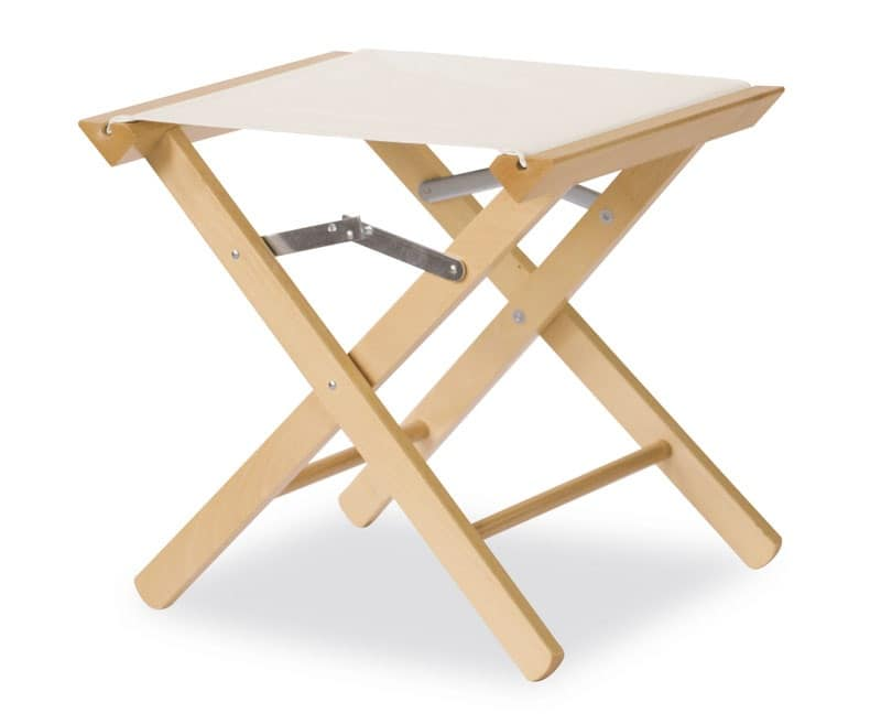 Sgabello In Legno Pieghevole : Sgabello basso in legno resistente per ogni uso idfdesign