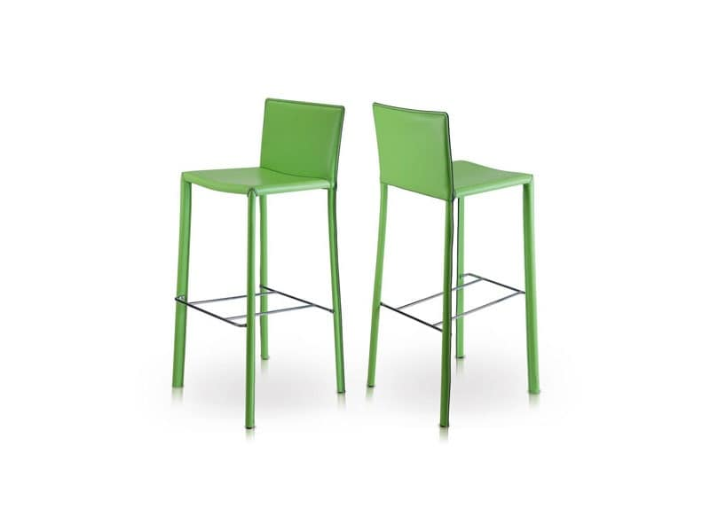 Sedute sgabelli moderni idf for Sgabello verde