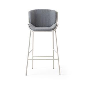 ART. 0083-MET SKIN STOOL, Sgabello in metallo, per esterni ed interni