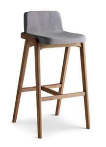 Immagine di Decanter sgabello, sgabello-imbottito-moderno