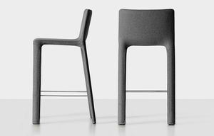 Joko stool, Sgabello completamente rivestito in tessuto