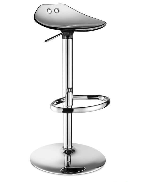 Sedute sgabelli moderni regolabili in altezza seduta for Sgabelli regolabili in altezza