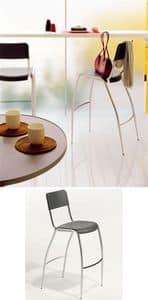 Immagine di Primera stool, sgabello lineare