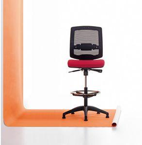 New Malice Stool 01, Sgabello ergonomico per ufficio
