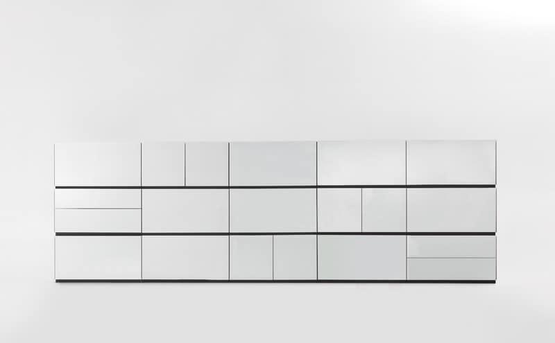 Tavoli tavoli ufficio idf for Mobili contenitori ufficio