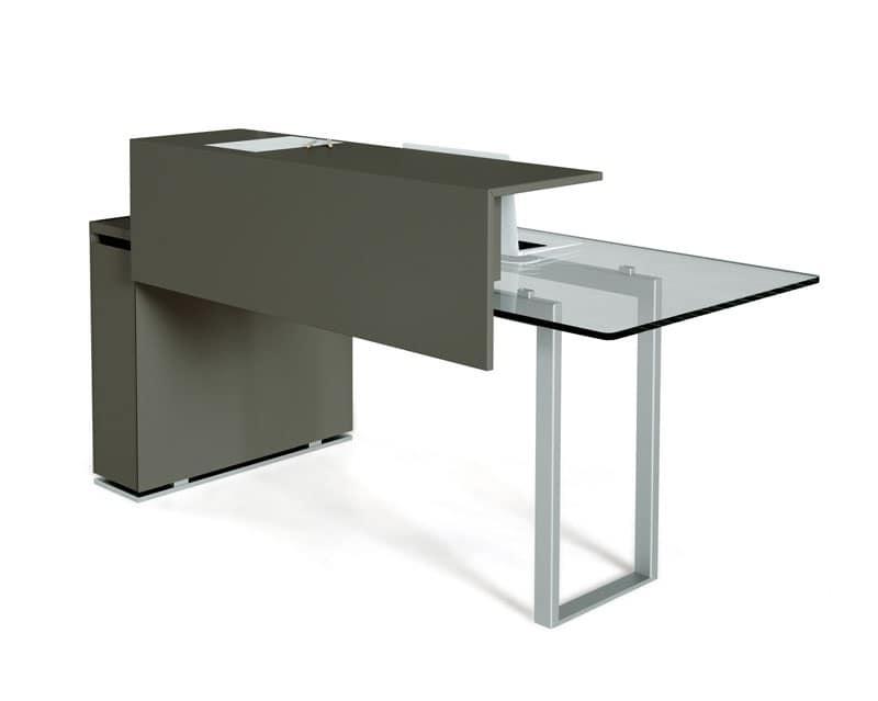 Banca Oriental Group:Reception Counter