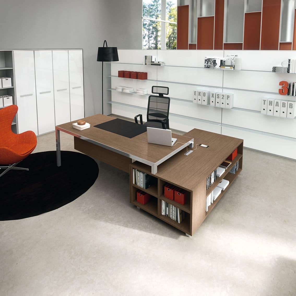 Dv905 rym 4 tavoli ufficio municipio idfdesign for Della valentina office