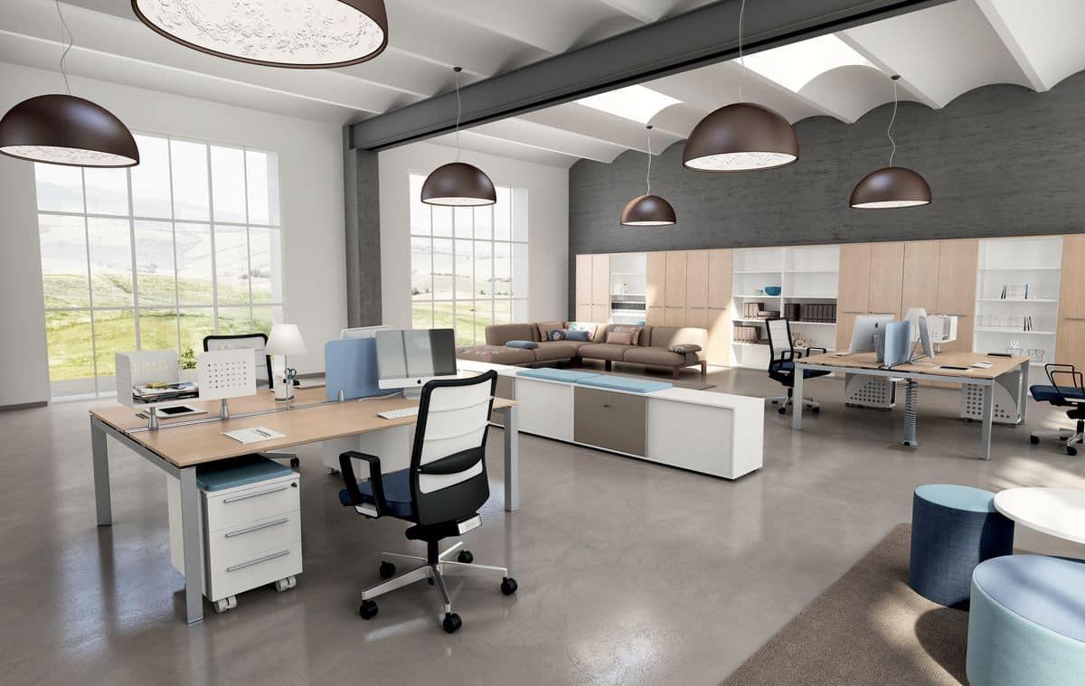 Soluzioni ufficio con accessori municipio idfdesign for Accessori design ufficio