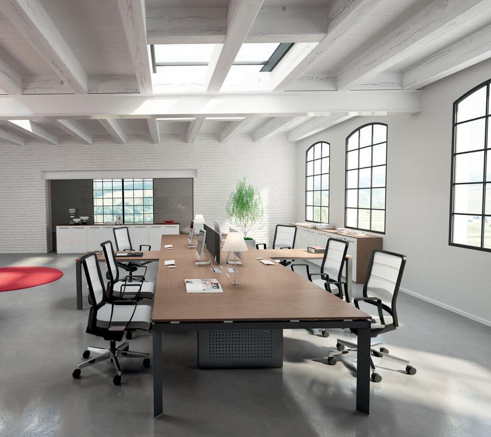 Dv801 entity 4 soluzioni arredo per ufficio ufficio for Soluzioni per ufficio