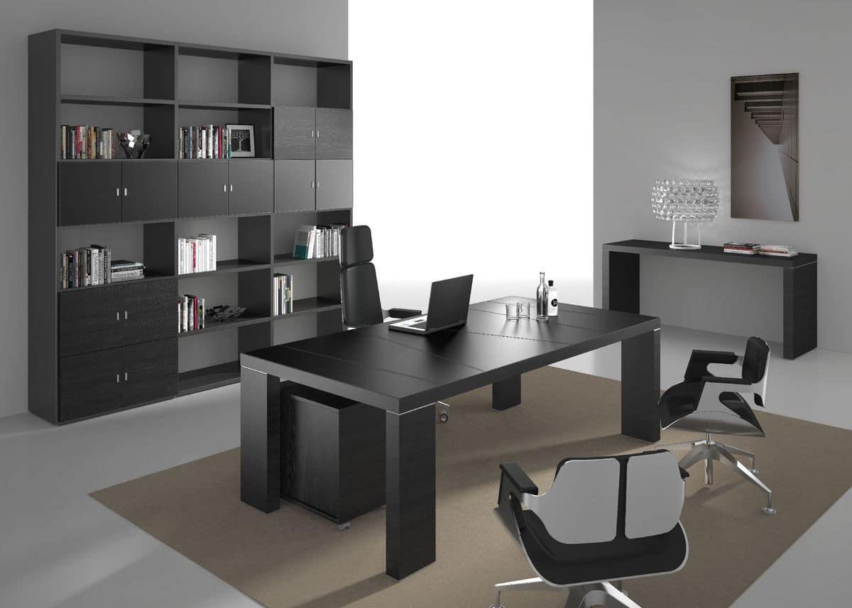 Come arredare un ufficio moderno ih89 pineglen for Arredamento moderno elegante