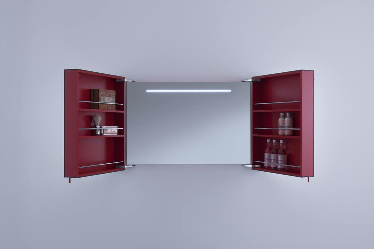 Specchio contenitore per bagno | IDFdesign