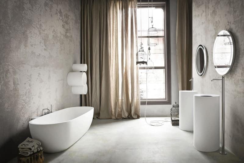 Italian Bagno Design : bagno bagni moderni lavanderia specchiere da ...