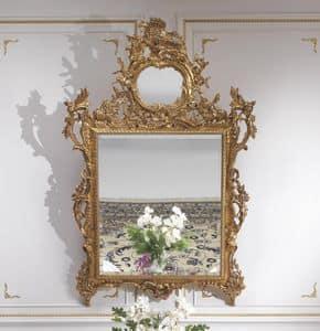 1805, Specchiera in stile classico, con doppio specchio