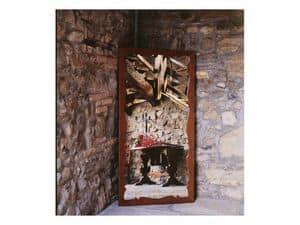 Immagine di 228, specchio in stile