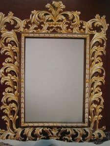 Art. 101G, Specchiera, classica di lusso per la casa, stile '700 toscano