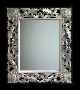 Art. 20104, Specchiera in stile classico, con sfarzoso intaglio