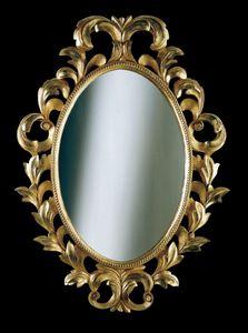 Art. 20218, Specchiera classica ovale