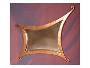 Art.2147 Visionnaire, Specchio classico di lusso, forma originale, per atrio