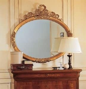 Specchio elegante art 2170 0 39 800 francese luigi filippo - Specchio in francese ...