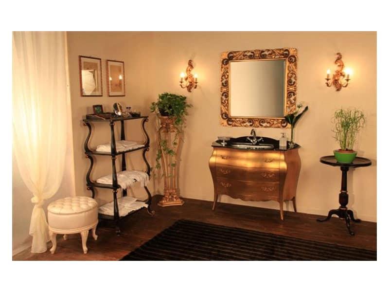Specchio classica prezzo idee per interni e mobili for Riflessi arredamenti napoli