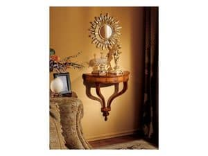 Emanuela specchiera, Specchio da parete a forma di sole