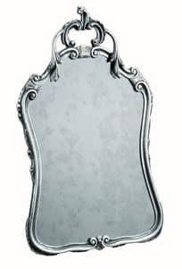 Flaminia FA.0153, Specchiera barocca, per salotti e sale da pranzo