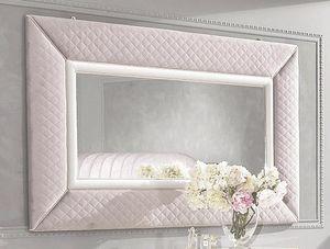 QUEEN specchiera 1, Specchiera rettangolare per camera da letto