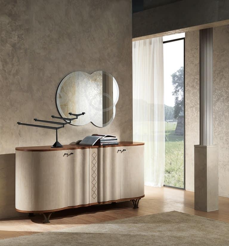 Specchio serigrafato specchio times cattelan italia with specchio serigrafato stunning cheap - Specchio tondo ikea ...