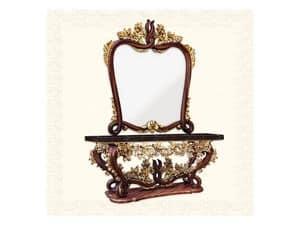 Specchiera art. 161, Specchiera con cornice, stile 600