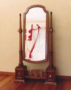 Immagine di Toilette, specchi classici di lusso