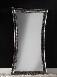 Art. 20501, Specchio moderno con cornice in legno