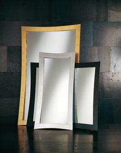 2110/A-B-C-D  Mandapa, Specchio moderno con cornice