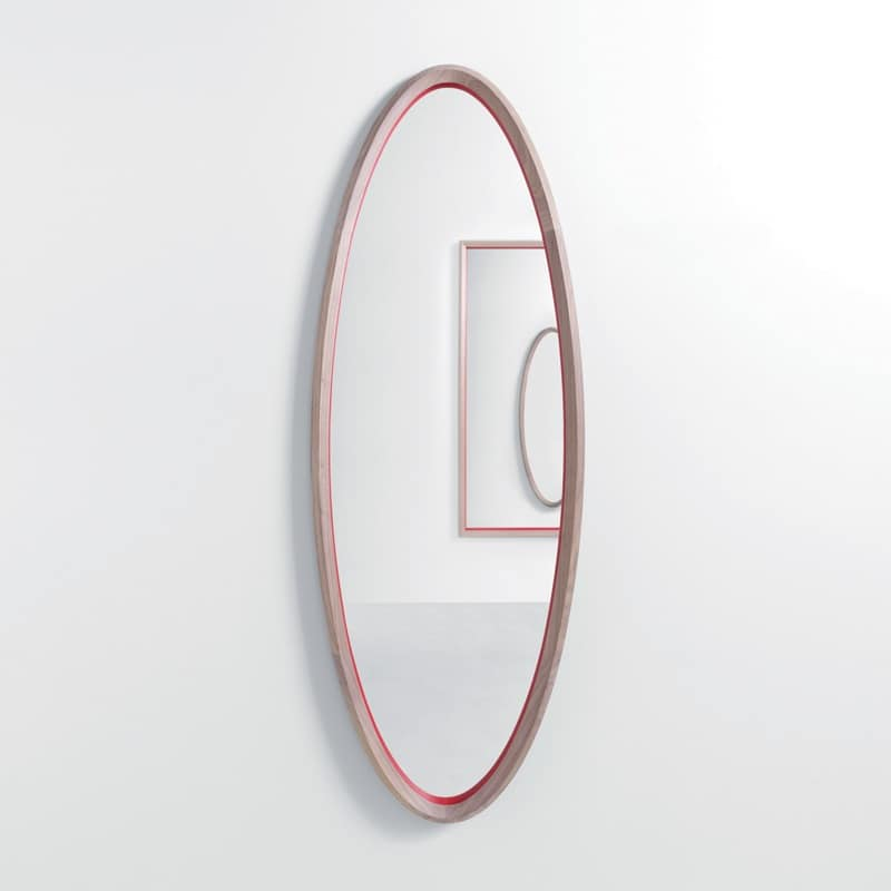 45° specchio ovale, Specchio a parete Ristorante - IDFdesign