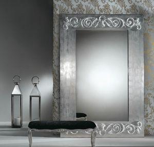Art. 20752, Specchiera con decorazioni sulla cornice