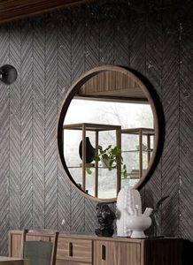 Blabla specchio, Specchiera maxi, dalla forma rotonda