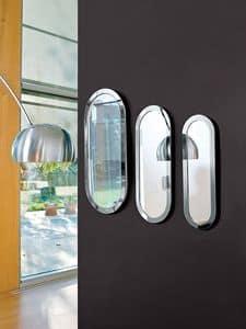Immagine di BLOOM specchio, specchio decorato