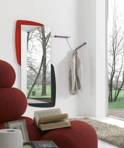 dl200 maiorca, Specchio rettangolare disponibile con vari optional