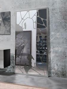 Immagine di Eva, specchi-muro