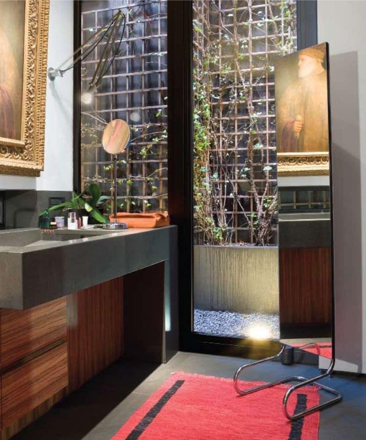 Lr30 specchio moderno per la casa specchi con cornice in - Specchi per casa ...