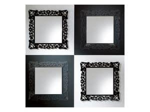 Immagine di Retro'/Q C0907, specchi cornice decorata